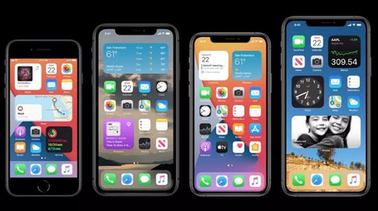 苹果发布最新iOS 14公测版 主要以稳定性提升为主