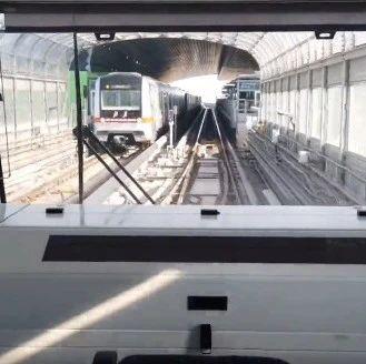 北京燕房线全自动运行系统示范工程实施情况