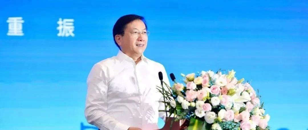 王忠林出席2020中国品牌节年会开幕式:品牌兴、武汉兴,城市强、品牌强