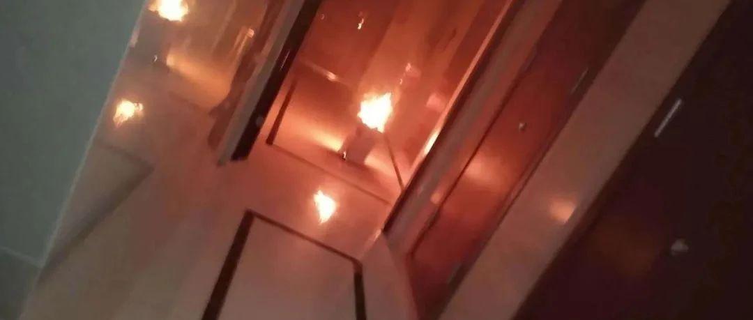 突发:小区楼道火灾,3人死亡!原因又是它,夺命只要90秒