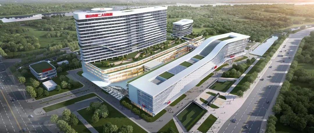 市二新院区即将动工!设1200张床位,预计2024年上半年交付使用