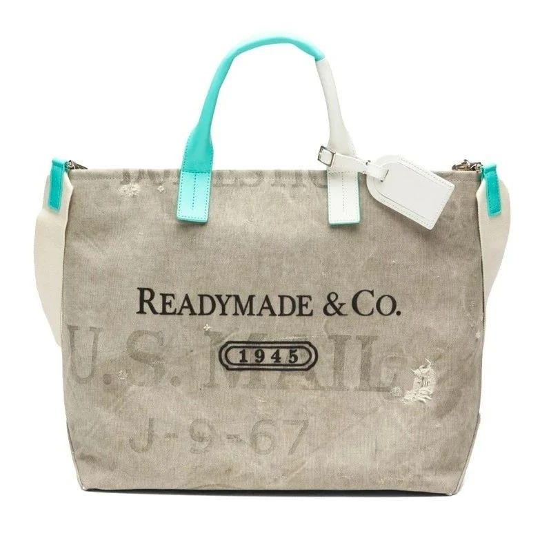 潮流 | READYMADE 推出全新 Tiffany & Co. 主题 Weekend Tote 手袋