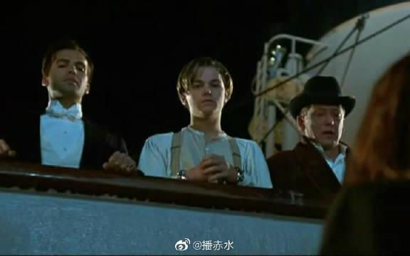 泰坦尼克号经典分别片段,看哭了N次