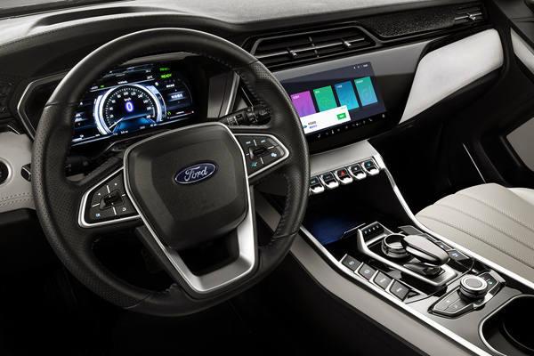 续航提升至435km,2020款福特领界EV预售价17.98-19.28万元
