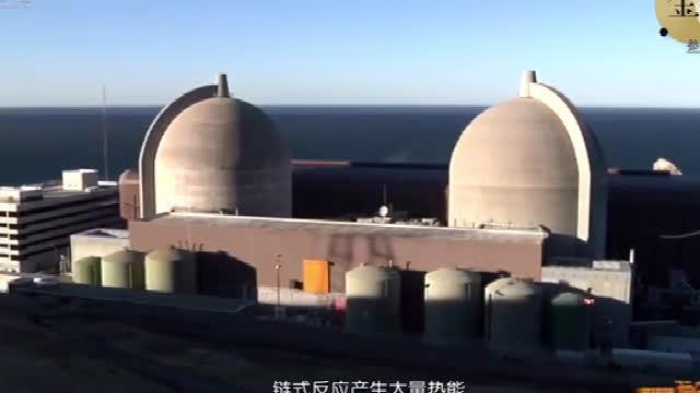 5分钟带你看懂核电站发电原理