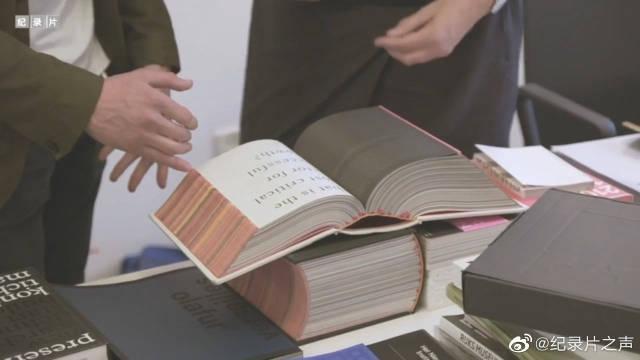想去荷兰参观书籍女王的工作室么?见过没有页码的创意书籍吗?