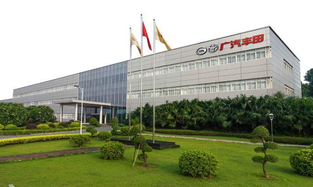 广汽丰田公布7月份销量,同比增长了20%