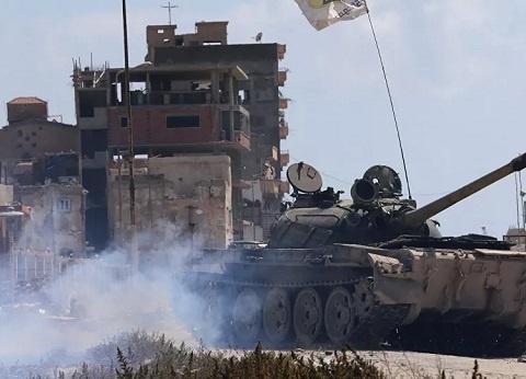 叙利亚局势再次恶化,俄首次动用地面正规军,里应外合攻破占领区