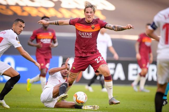 """赛前换主!罗马0:2不敌""""欧联之王""""塞维利亚!"""