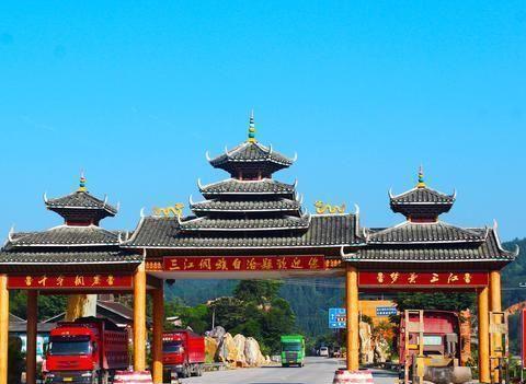 广西三江旅游,鼓楼、风雨桥、侗族大歌被誉为侗族三宝