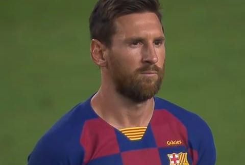 4-2!巴萨连轰3球踢疯了,梅西让点苏神,欧冠之夜不逊C罗