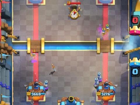 皇室战争:天梯大洗牌,小费卡组落幕,这3套卡组却成主角