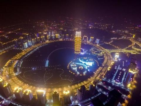 郑州未来10年发展最好区县:不是管城,也不是中原,而是这座小城