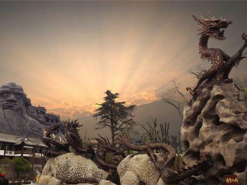 """安徽又一景区走红,耗资60亿打造,被誉为""""东方艺术殿堂"""