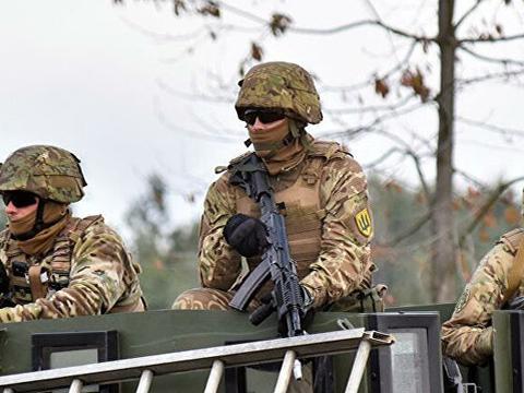 """乌克兰将派兵参加,在德国举行的""""交叉军刀2020""""军事演习"""