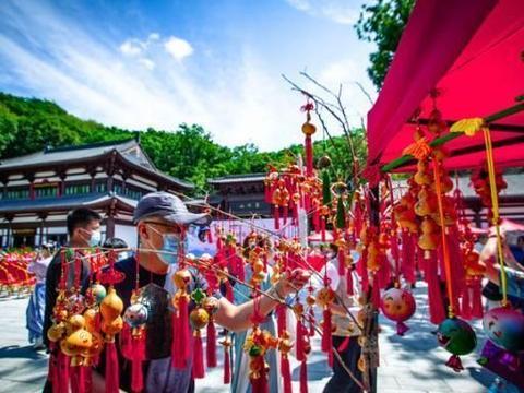 哈尔滨·松峰山首届旅游文化节启幕:这个秋天,穿汉服可免费游园
