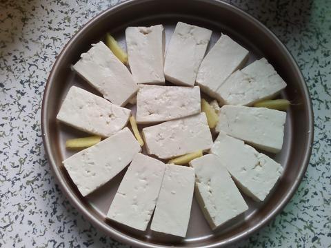 美味的剁椒豉油蒸豆腐,家常好吃还能解馋,快来学一下吧