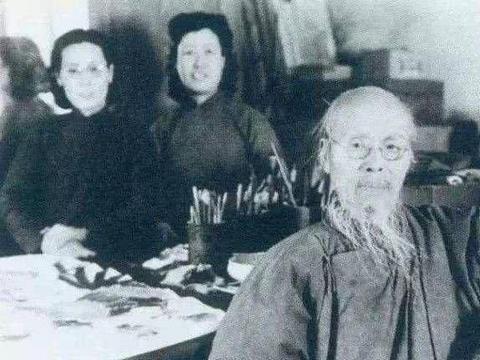 齐白石93岁时,不顾众人反对执意迎娶23岁娇妻,结婚当天却出大事