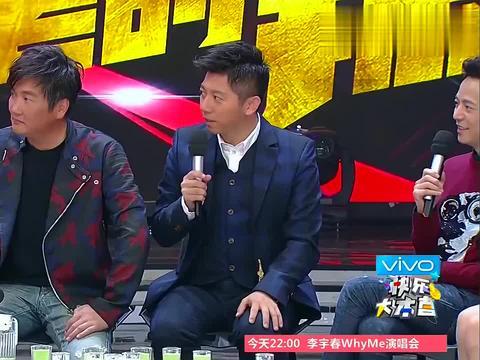 孙楠和谢娜唱歌PK,何炅:你是苦瓜汁喝醉了吗,杜海涛一脸懵