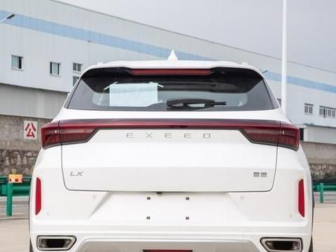 SUV具有较高的性价比,运行优良稳定