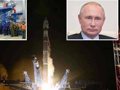 俄罗斯进行反卫星试验?美英立刻跳出来指责:5分钟击毁间谍卫星