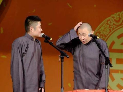 郑宏伟宣布不再将王声逐出师门,简直就是郭德纲跟侯耀华的翻版