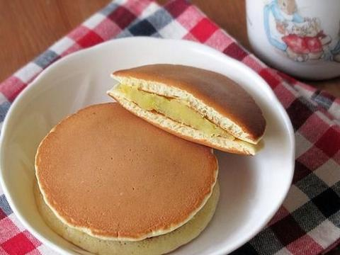 自从学会松饼这样吃,我家早餐从不买,美容养颜,简单好吃不上火