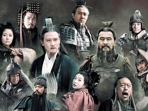 三国时期名将盛典,曹操刘备汉中之战,阵容有多强大?