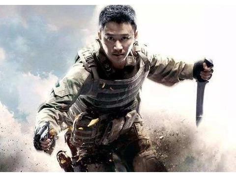 《战狼》中真正的特种兵,吴京都要敬他三分,直言自己不是对手!
