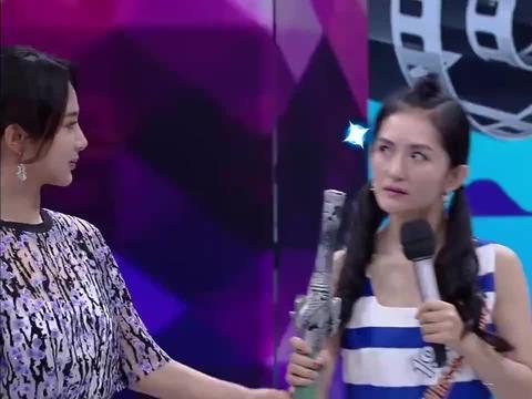 快本:李易峰快本舞台与唐艺昕杨紫玩得好嗨!现场观众尖叫不断!