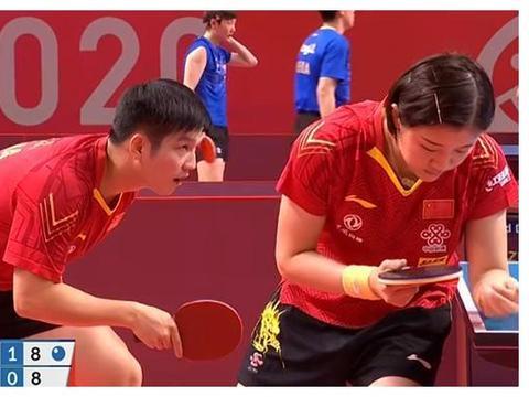 中国陪练成大黑马,模拟伊藤美诚水谷隼,单局13-11赢中国世界第1