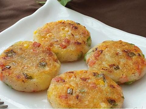 美食精选:家常土豆饼、凉拌猪蹄、香菇烧栗子、泡椒凤爪