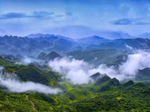 西南地区最原生态的大草原,风景美丽知名度却不高,就在贵州