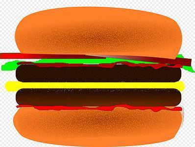 麦当劳鸡块里吃出口罩碎片