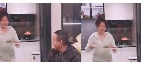 潘长江分享她的日常生活,与女儿骑马跳舞,并回应网友逼捐的传言