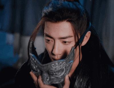 面具后的盛世美颜,古天乐杨洋任嘉伦朱一龙肖战,你最喜欢谁?