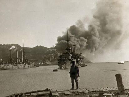 因为轻视日本被吊打的大国,穿越大西洋印度洋支援,却成了活靶子