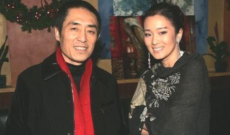 比丈母娘还大11岁,张艺谋娶小31岁的徒弟,陈婷比巩俐更优秀?