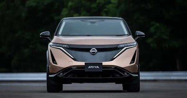 续航最高可达610公里!日产全新纯电动车Ariya曝光:33万元起售