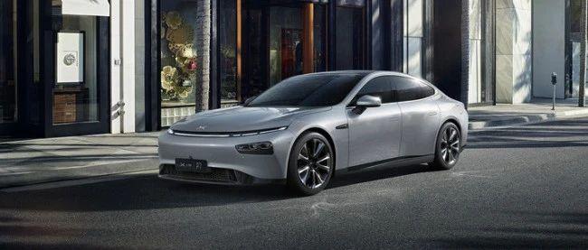 第三家新势力赴美上市,小鹏汽车目标市值400亿美元