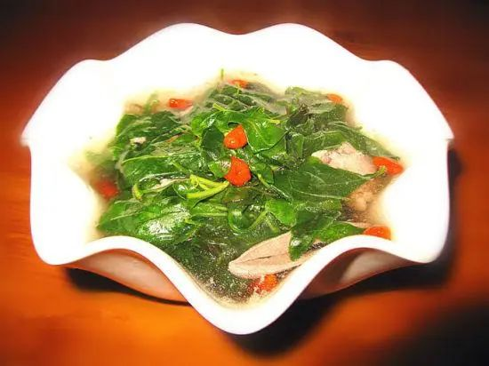 广东非常受欢迎的猪杂汤做法。