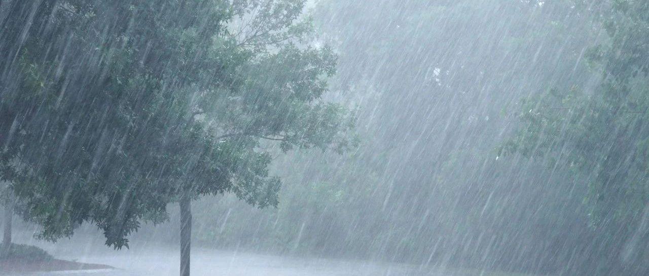 今天,我省这些地区有大雨,局地暴雨!警惕次生灾害!