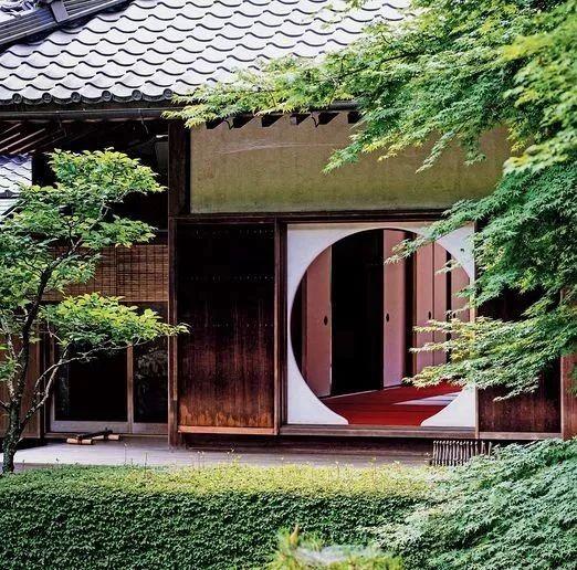 花园系列   看完这几点,让你更懂日式庭院~