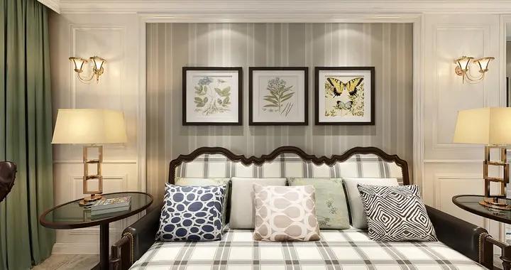 太不敢相信了180平四居室,花了13万,还是美式风格