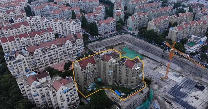 新湛三路9号住宅将拆除重建 与原建筑面积一致