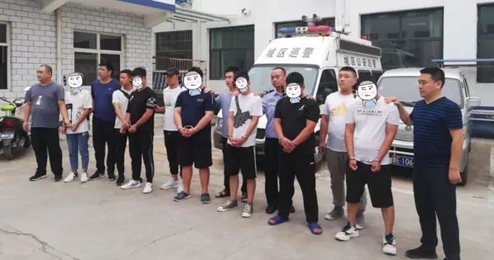 7人被抓!晋城城区公安打掉一个跨境贩卖银行公私账户的犯罪团伙