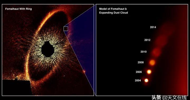 一太阳系外行星竟然消失了?它究竟有没有存在过?