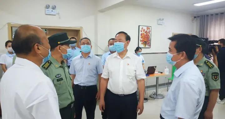 濮阳市委书记宋殿宇:履职尽责 严格把关 高质量完成征兵工作