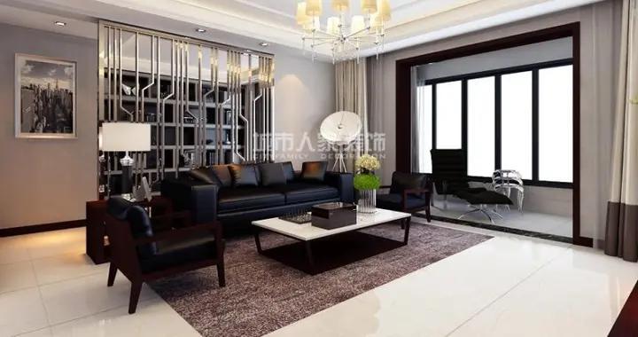 现代风格四居室的房子怎么装修好看?装修达人给你示范