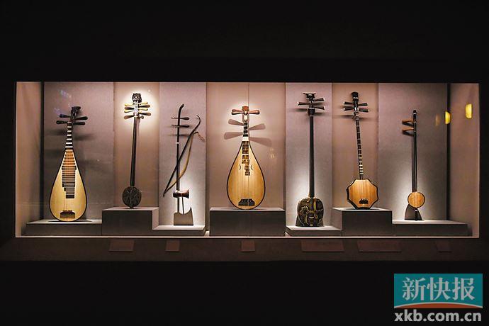 人心之动,天地同和 中国古代乐器展亮相国博